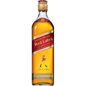 Whisky Escocês Johnnie Walker Red Label Garrafa - 1 Litro