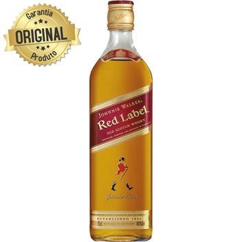 Whisky Escocês Red Label Garrafa 1 Litro - Johnnie Walker
