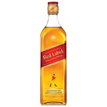 Whisky Escocês Red Label Garrafa 750ml - Johnnie Walker