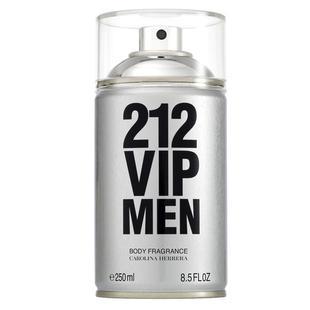 212 Vip Men Carolina Herrera - Body Spray