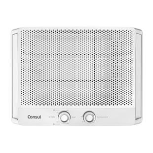 Ar Condicionado Janela Consul 7.500 BTU/h Quente e Frio Mecânico CCS07EBBNA 220 Volts