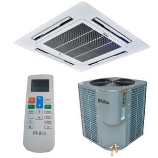 Ar Condicionado Split Cassete Philco 48000 BTUs Frio 380V/3F
