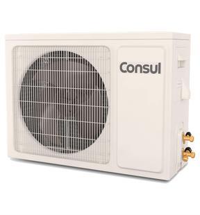 Ar condicionado split inverter 18000 BTUs/h Consul frio com função sono bom - Und. Externa - CBG18DB 220 V