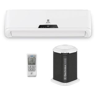Ar Condicionado Split Inverter High Wall Electrolux Techno Quente e Frio 18000 BTUs QI18R 220v