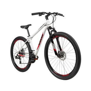 Bicicleta Caloi Vulcan, Aro 29, Tamanho 17, 21 Marchas, Branca