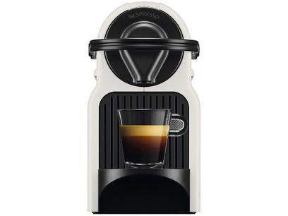 Cafeteira Espresso Nespresso Inissia C40 - 19 bar Branca