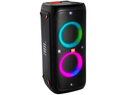 Caixa de Som Portátil Bluetooth JBL Party Box 300 - USB 200W