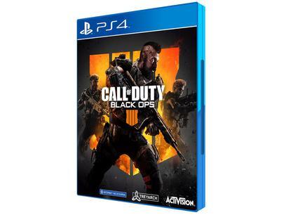 Call of Duty Black Ops 4 para PS4 - Activision
