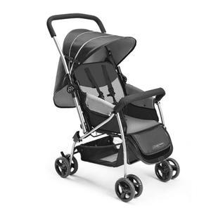 Carrinho de Bebê Berço Flip Cinza Bb505 Multikids Baby