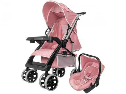 Carrinho de Bebê com Bebê Conforto Tutti Baby - Thor...