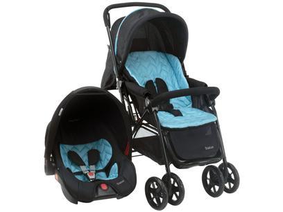 Carrinho de Bebê com Bebê Conforto Voyage - Travel System...