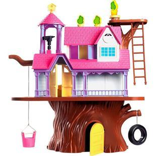 Casa na Arvore Homeplay Casinha Brinquedo Infantil Xplast Home Play 3901