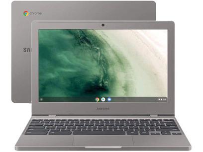 "Chromebook Samsung XE310XBA-KT2BR Intel Celeron - Dual-Core 4GB 64GB eMMC 11,6"" Chrome OS"