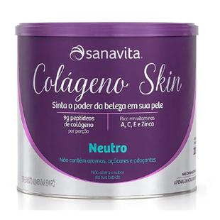 Colágeno Skin Sanavita Neutro 200g