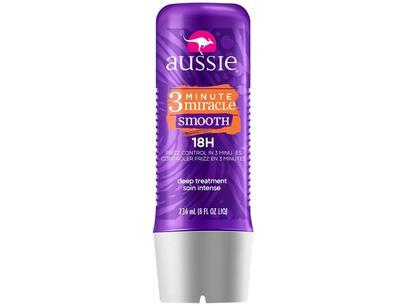 Creme de Tratamento Aussie Smooth 3 Minute Miracle - 236ml