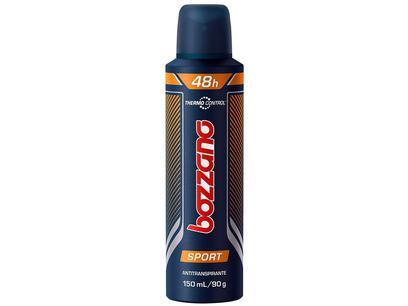 Desodorante Bozzano Thermo Control Sport Aerossol - Antitranspirante Masculino 90g