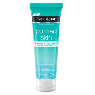 Esfoliante Facial Neutrogena - Purified Skin