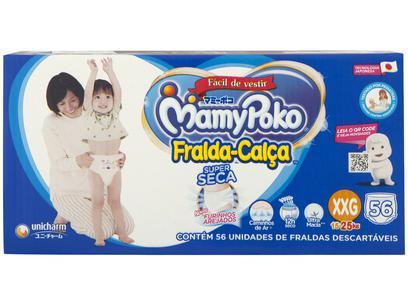 Fralda Calça MamyPoko - Tam. XXG 15 a 25kg 56...