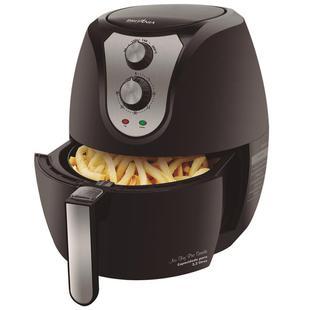 Fritadeira Britânia Sem Óleo Air Fryer Pro Saúde 3,2 L - Preta - 220V