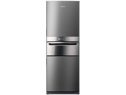 Geladeira/Refrigerador Brastemp Frost Free Inverse - 419L BRY59BK