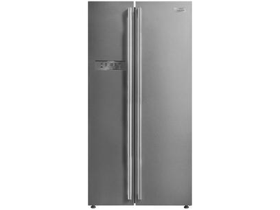 Geladeira/Refrigerador Midea Frost Free - Side by Side Capacidade 528L RS5871