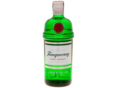 Gin Tanqueray London Dry Clássico e Seco 750ml