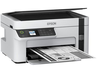 Impressora Multifuncional Epson EcoTank M2120 - Tanque de Tinta Monocromática Wi-Fi USB