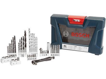 Kit Ferramentas Bosch 41 Peças V-Line 41 - com Maleta