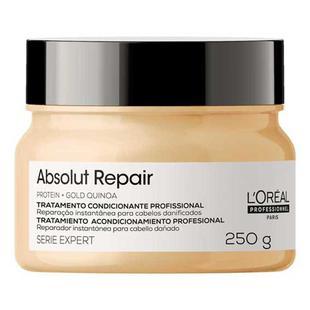 L'Oréal Professionnel Absolut Repair Gold Quinoa + Protein - Máscara de Tratamento
