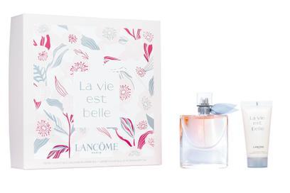 La Vie est Belle Mães Lancome - Kit Coffret - Perfume Feminino EDP + Body Lotion - Lancôme