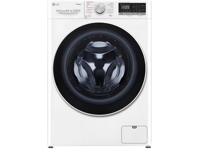 Lava e Seca LG 10,5kg Vivace VC4 CV5010WG4 - Inteligência Artificial 14 Programas de Lavagem