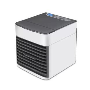 Mini Climatizador Umidificador e Ar Condicionado Portátil USB - GGP