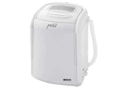 Mini Lavadora de Roupas Praxis - Petit 1,2Kg Branca