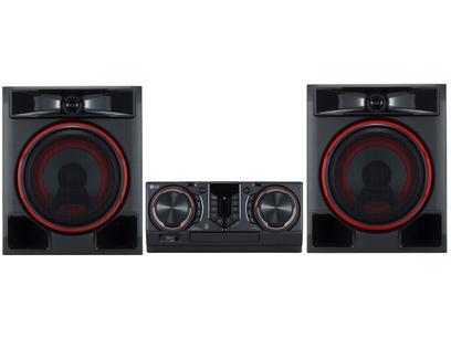 Mini System LG Bluetooth 950W CD Player FM - Karaokê USB XBOMM CL65