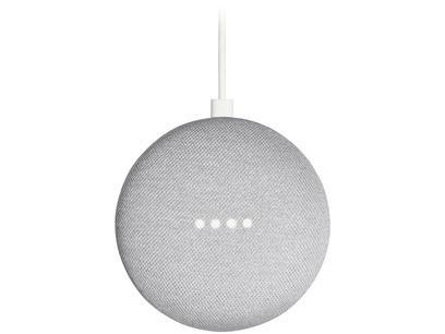 Nest Mini 2ª geração Smart Speaker - com Google Assistente Cor Giz