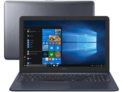 "Notebook Asus VivoBook X543MA-GQ1300T - Intel Celeron Dual-Core 4GB 500GB 15,6"" Windows 10"