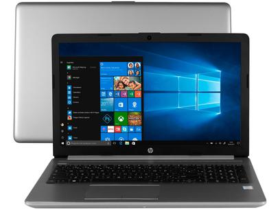 "Notebook HP 250 G7 Intel Core i5 8GB 256GB SSD - 15,6"" Windows 10"