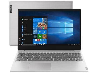 "Notebook Lenovo Ideapad S145 81S9000RBR Intel - Core i5 8GB 256GB SSD 15,6"" Placa de Vídeo 2GB"