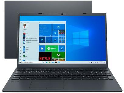 """Notebook Vaio FE15 VJFE52F11X-B2521H Intel Core i3 - 4GB 256GB SSD 15,6"""" Full HD LED Windows 10"""