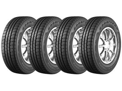 "Pneu Aro 13"" Goodyear 175/70R13 82T - Direction Touring 4 Unidades"