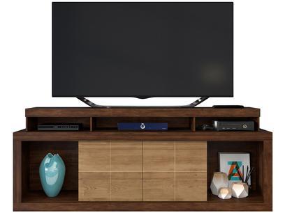 "Rack para TV até 70"" 2 Portas Caemmun - Premium Titan"
