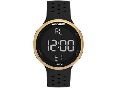 Relógio Unissex Mormaii Digital - MO7700AB/8D Preto