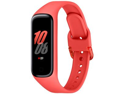 Smartband Samsung Galaxy - Fit2 Vermelho