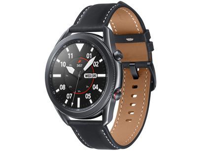 Smartwatch Samsung Galaxy Watch 3 LTE Preto - 45mm 8GB