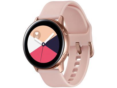 Smartwatch Samsung Galaxy Watch Active Rose - 40mm 4GB