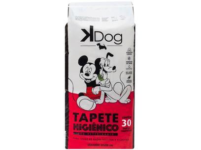 Tapete Higiênico KDog Disney 30 Unidades