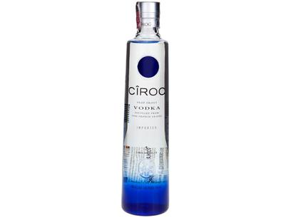 Vodka Francesa Ciroc Snap Frost Cítrico - 750ml