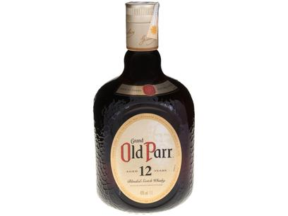 Whisky Old Parr Grand Escocês 12 anos 1L
