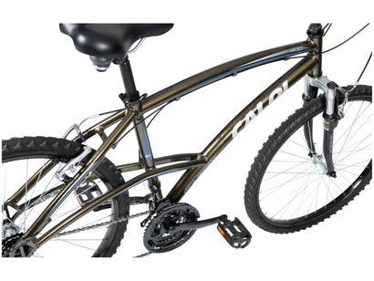 802411f12 ... Bicicleta Caloi 400 Aro 26 21 Marchas Suspensão - Dianteira Quadro de  Alumínio Freio V-Brake. Passe o mouse para ver o Zoom
