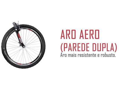 6bc4a26b3 Bicicleta Caloi Aluminum Sport A26 Aro 26 - 21 Marchas Suspensão Dianteira  Quadro de Alumínio